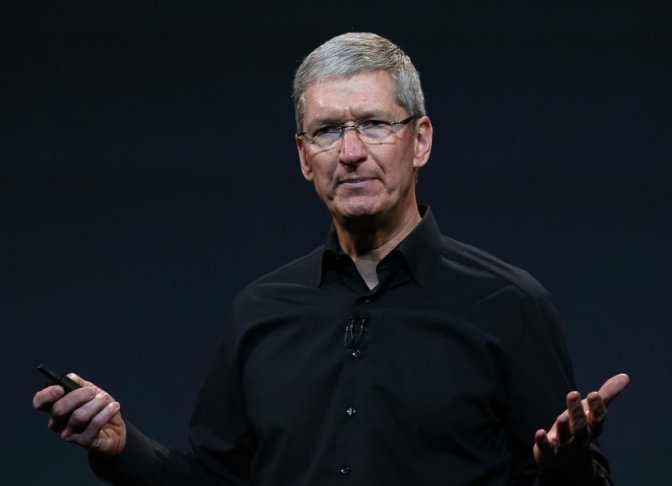 Tim Cook said he's gay. In 29 states, you could be fired for doing the same