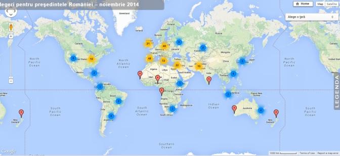 Afla unde sunt cele mai mari comunitati de cititori de bloguri evanghelice romanesti in lume!