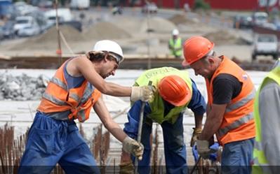 Romani muncitori