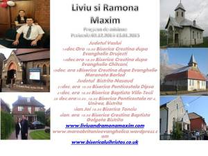 Program Romania 2014