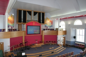 intalnire media Romford-Baptist-Church