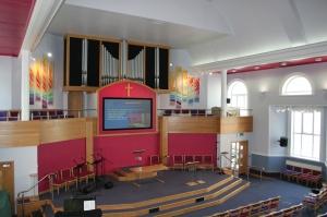 intalnire media Romford-Baptist-Church