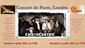 Concert de Paste, Londra