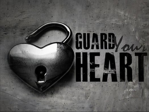 guard heart inima