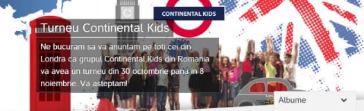 continental londra