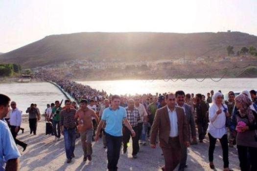 Refugiati kurzi Photo