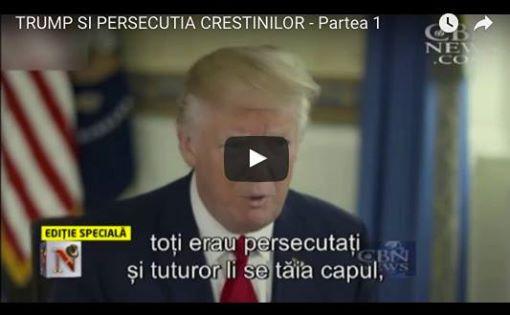 Ioan Panican – TRUMP SI PERSECUTIA CRESTINILOR (Partea 1 & 2)