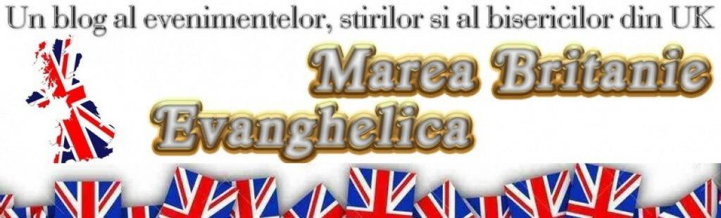Marea Britanie Evanghelica